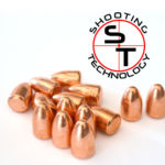 Copper Balls 9 mm RN 124 grains