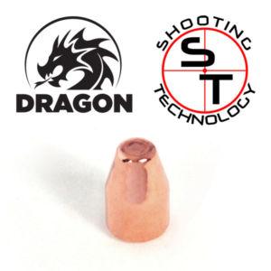9 mm caliber TC Dragon Bullets
