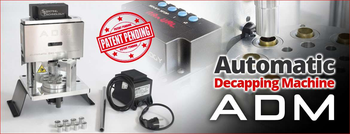 ADM shooting technology Automatic Decapping Machine
