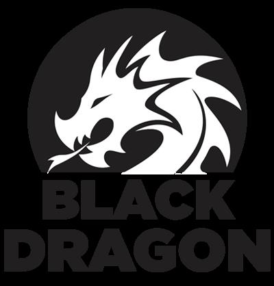 Black Dragon Bullets Logo