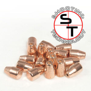 Dragon Copper Plate Bullets 9 mm caliber HPTC