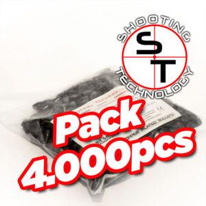 100 grs Black Ace Bullets 4000