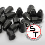 Black Ace Copper Plated Bullets 116 grs