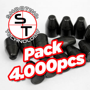HPHB TC 124 grs 9mm Black Ace Bullets
