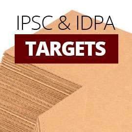 IPSC IDPA TARGET
