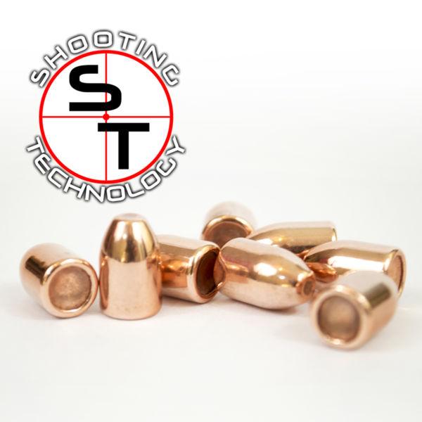 Bullet Flat point Hollow Base 124