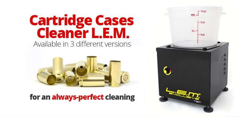 LEM Cartridge Case Cleaner 2021