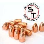 Palle ramate ad alta precisione 9mm 124 grains