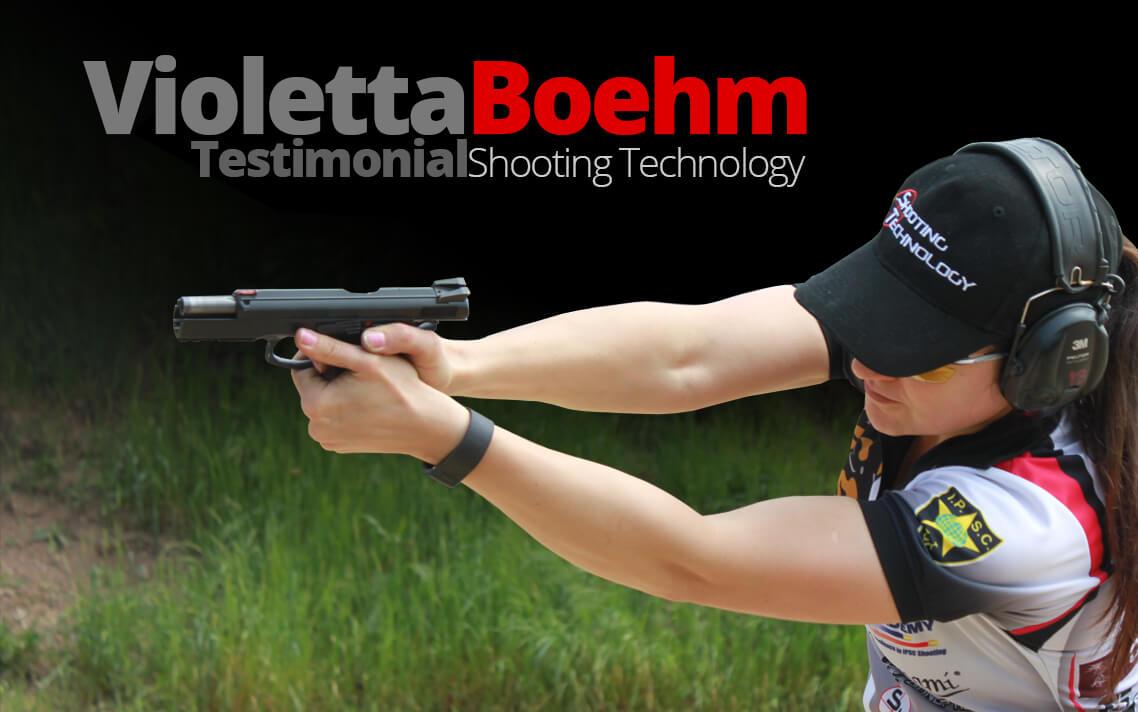 Violetta Boehm IPSC Champion