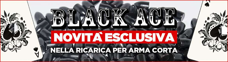 Palle Black Ace ricarica pistola