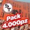 Palle ramate Dragon TC 9mm 124 gr 4000 pcs