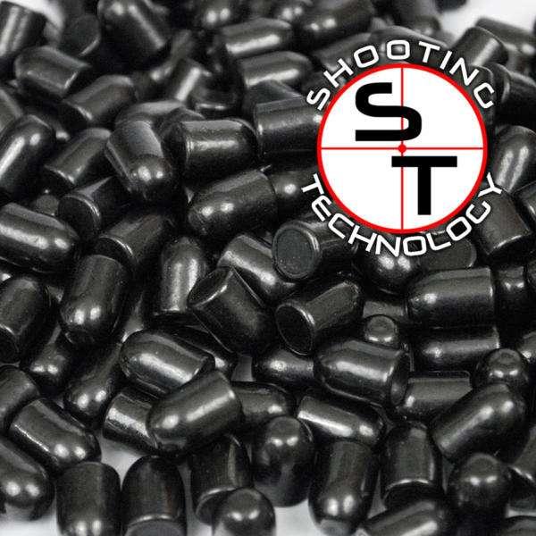Palle Black Ace ogive Ramate calibro 40 RNFP 180 grains