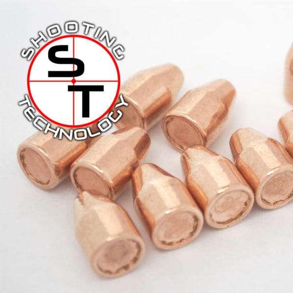 Palle ramate Diamond 9mm HPHBTC 116 grs