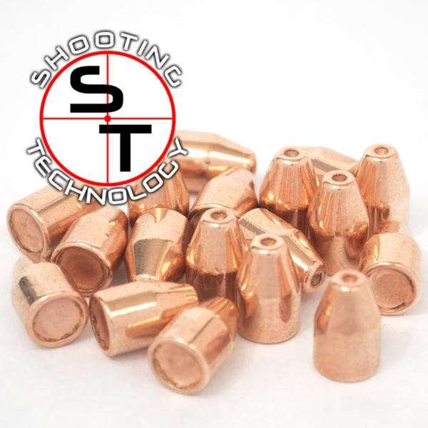 Palle ramate Diamond 9mm HPHBTC 116grs