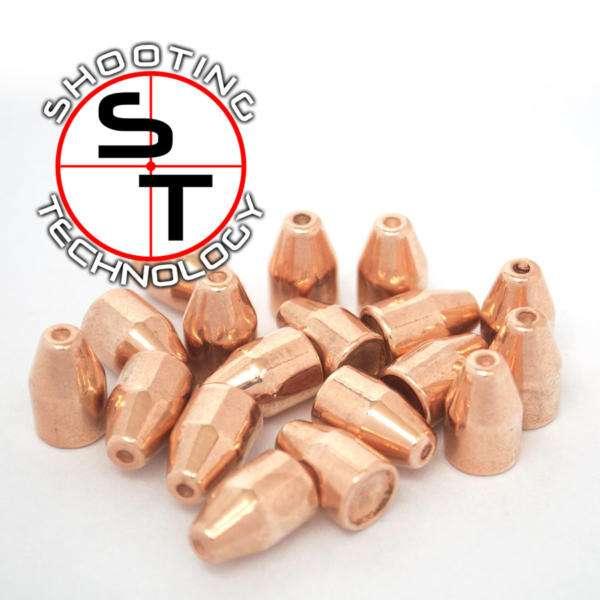 Palle ramate Diamond 9mm HPHBTC
