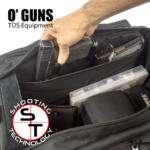 Borsa grande O GUNS pistole e accessori