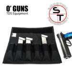 Portacaricatori pistola nero